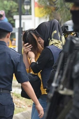 Chùm ảnh: Hai nữ nghi phạm vụ