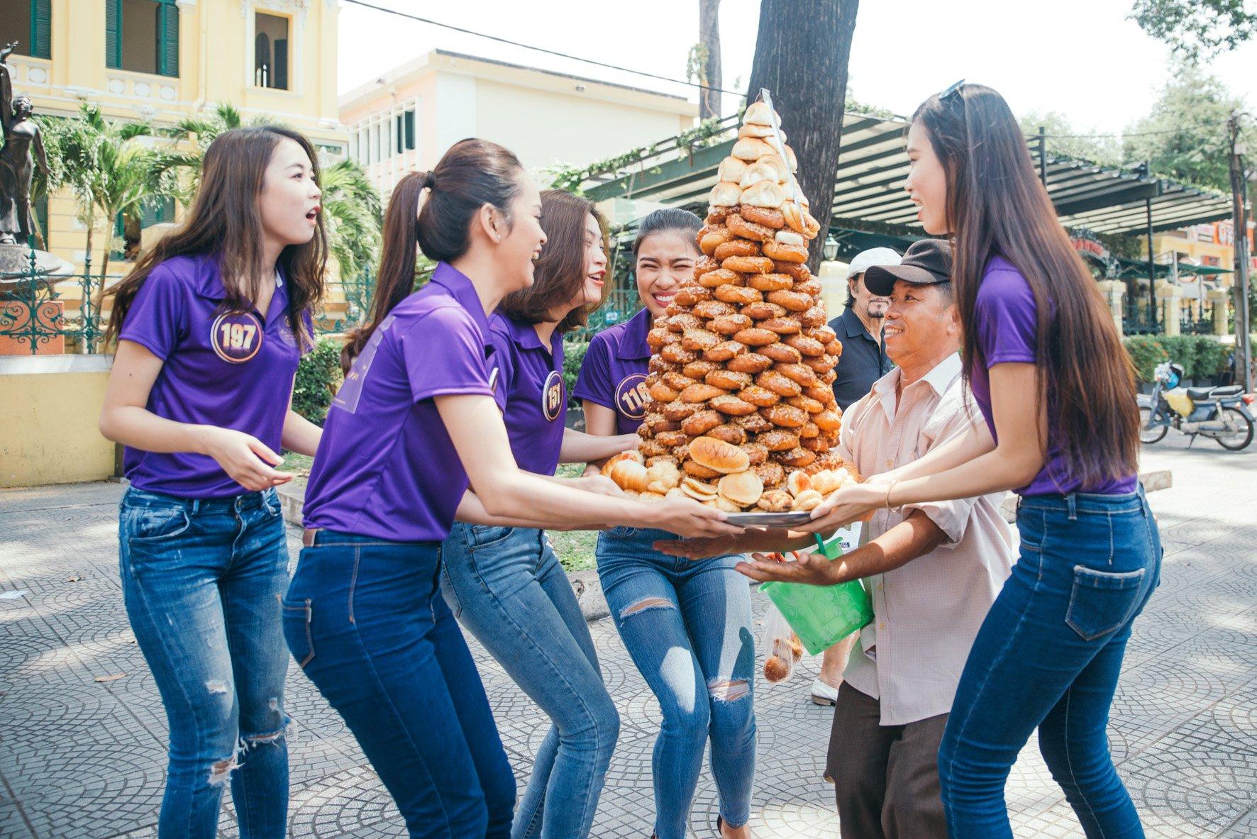 Vòng chung kết Hoa Khôi Du Lịch Việt Nam chính thức bắt đầu 5