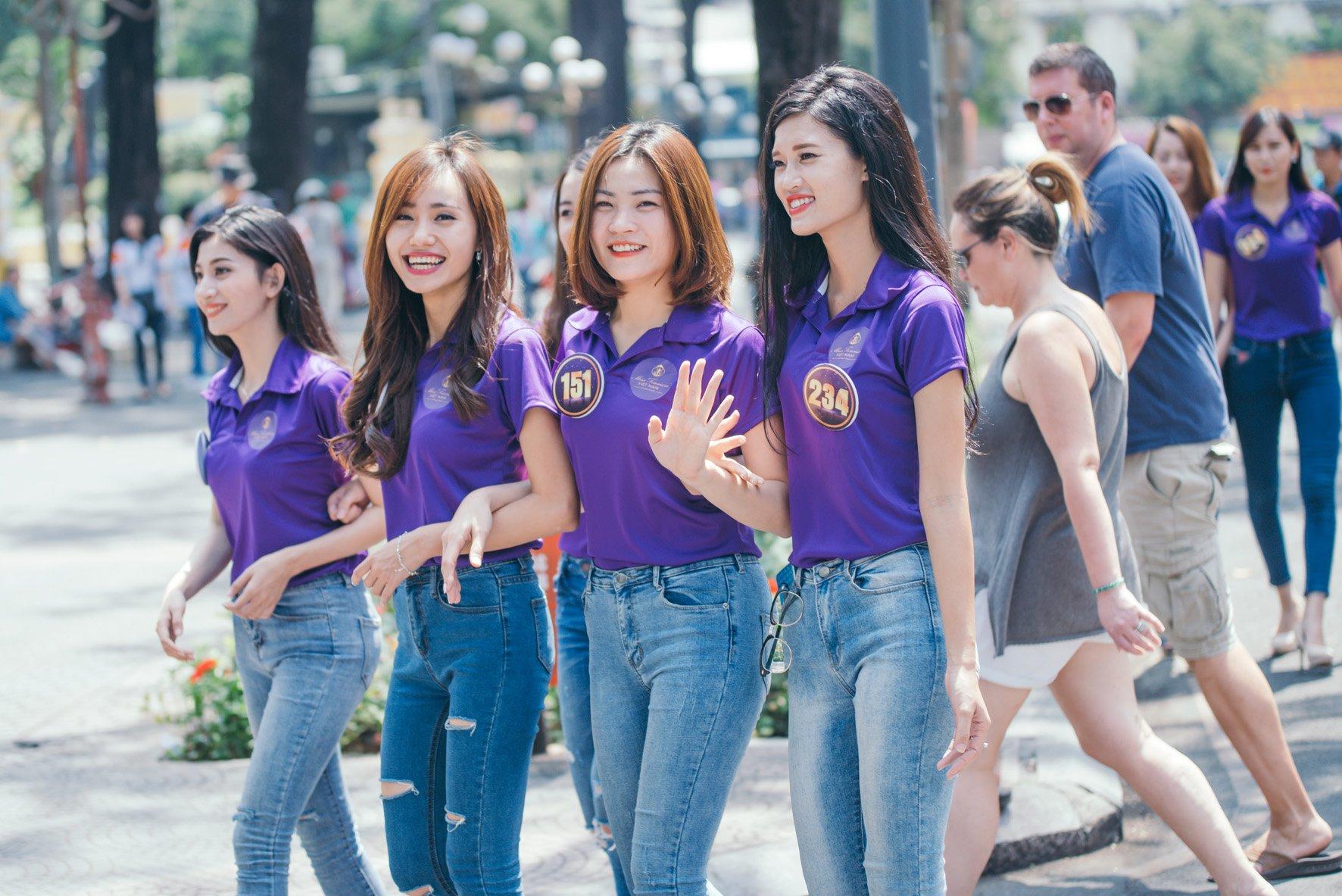 Vòng chung kết Hoa Khôi Du Lịch Việt Nam chính thức bắt đầu 8