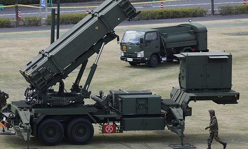 Đài Loan triển khai tên lửa phòng không Patriot đối phó Trung Quốc 1