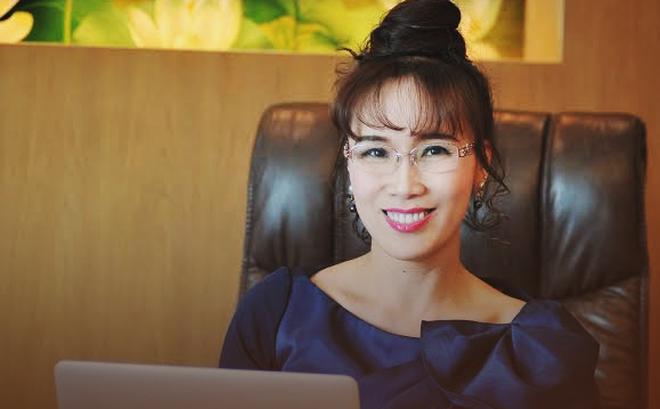 Nữ tỷ phú giàu nhất Việt Nam thu hơn 700 tỷ chỉ sau 1 ngày 1