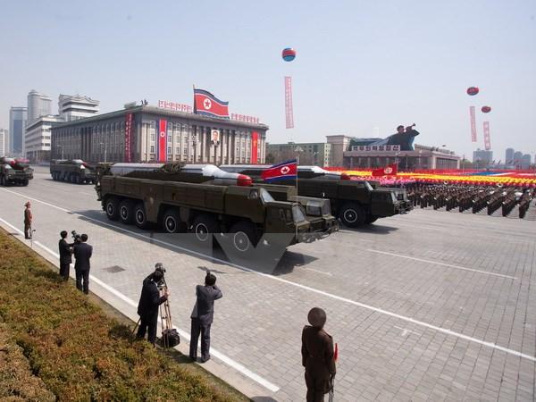 Triều Tiên chuẩn bị duyệt binh quy mô lớn nhất từ trước đến nay 1
