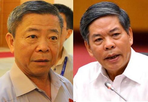 Xử lý sai phạm của ông Minh Quang và Võ Kim Cự: 'Không có vùng cấm' 1
