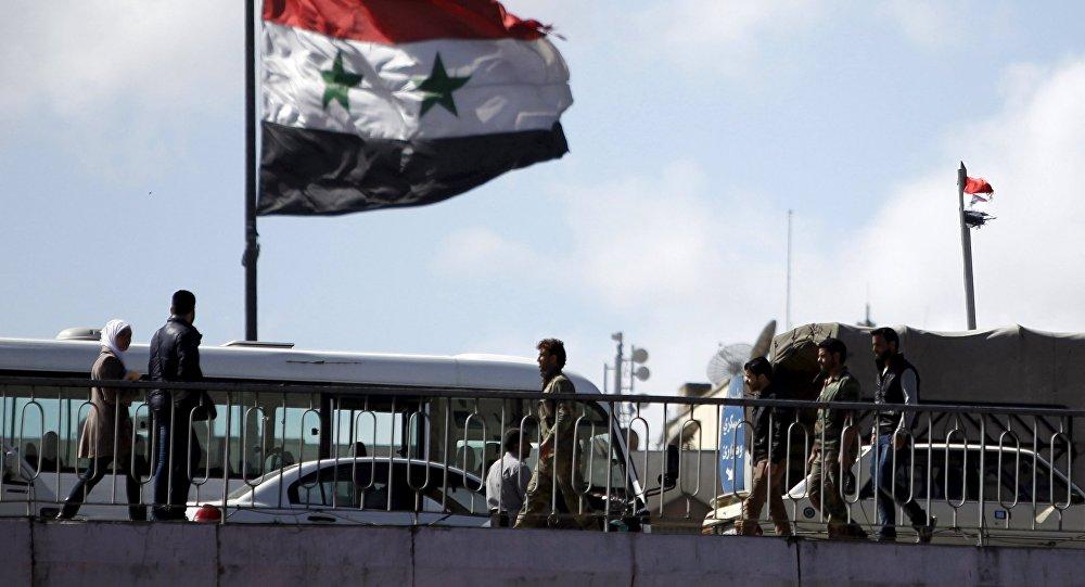 Quân đội Syria đã giành lại được Palmyra từ tay IS 1
