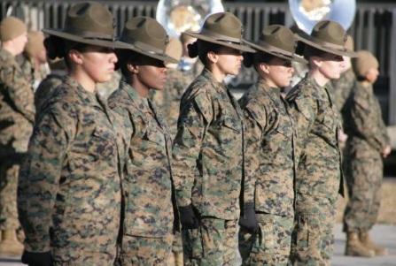 Bê bối phát tán ảnh khỏa thân trong Thủy quân lục chiến Mỹ 1