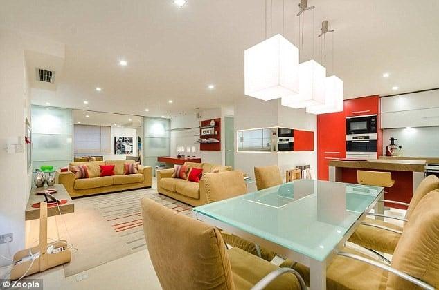 Hình ảnh Lý giải nguyên nhân căn hộ cũ được rao bán với giá hơn 55 tỷ đồng số 2
