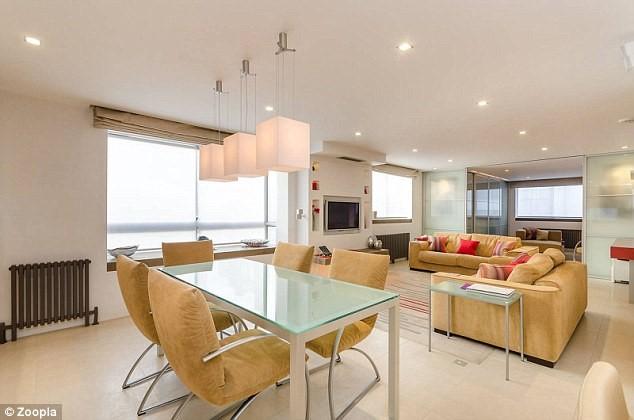 Lý giải nguyên nhân căn hộ cũ được rao bán với giá hơn 55 tỷ đồng 3