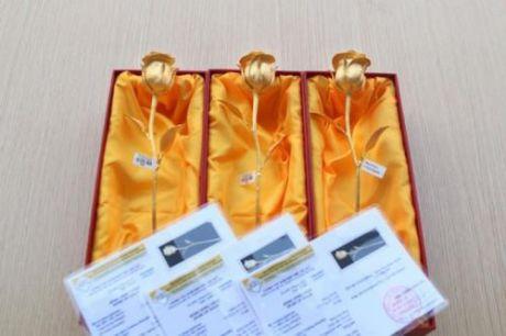 Đại gia Quảng Ninh chi gần 1 tỷ mua hồng đúc vàng tặng vợ ngày 8/3 2