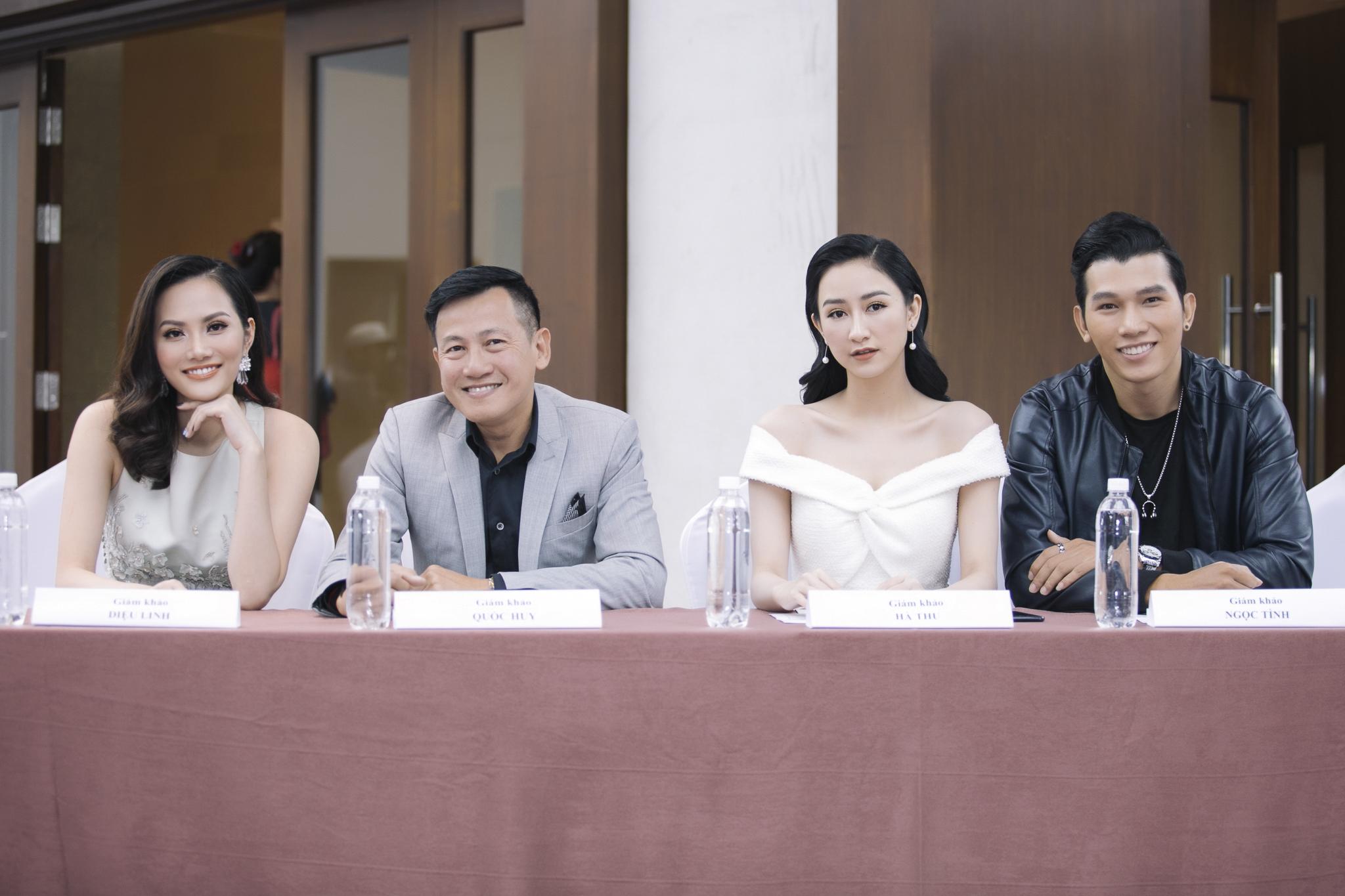 Hà Thu - Diệu Linh ngỡ ngàng trước tài năng của người đẹp Việt 2