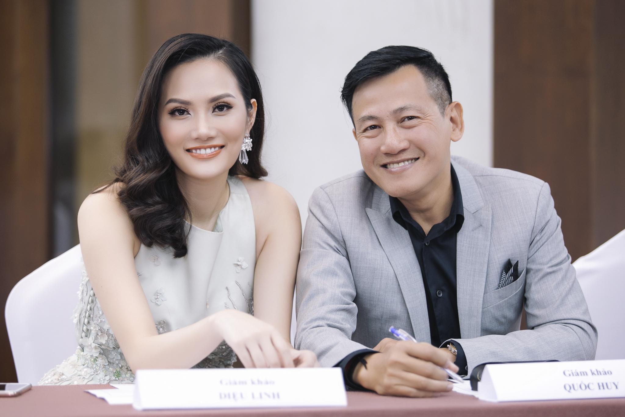 Hà Thu - Diệu Linh ngỡ ngàng trước tài năng của người đẹp Việt 6