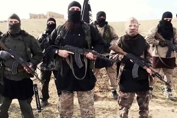Bị tấn công, các thủ lĩnh IS bỏ chạy tán loạn 1