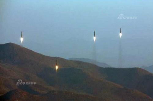 Triều Tiên cảnh báo 'chiến tranh thực sự' với Mỹ - Hàn 1