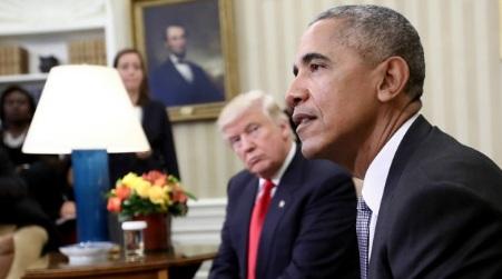 Trump chỉ trích Obama 'yếu đuối' để Nga 'vượt mặt' 1