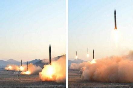 Trung Quốc kêu gọi Triều Tiên ngừng thử tên lửa 1