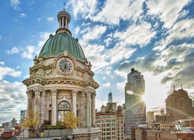 """Hình ảnh Căn penthouse nằm trong tháp đồng hồ """"hét"""" giá 800 tỷ đồng số 1"""