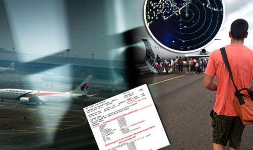 Hành khách bí ẩn trên chuyến bay mất tích MH370 1