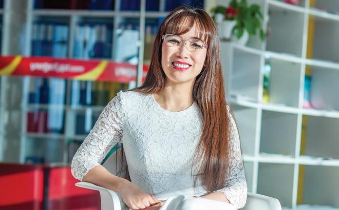 CEO Vietjet Air trở thành nữ tỷ phú USD tự thân đầu tiên của Việt Nam 1