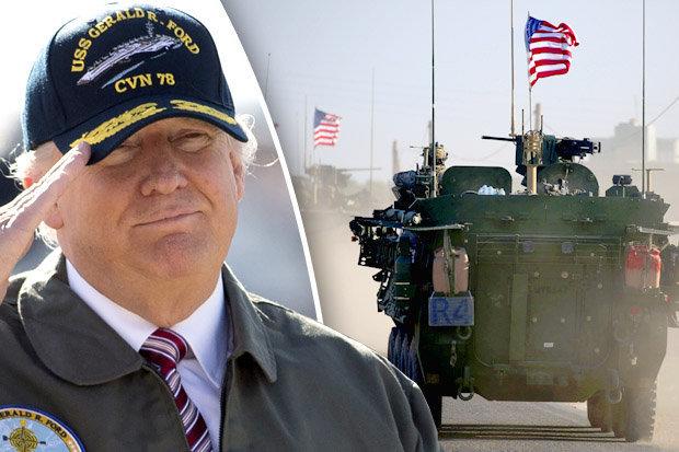 Trump tính đưa 1.000 lính bộ sang