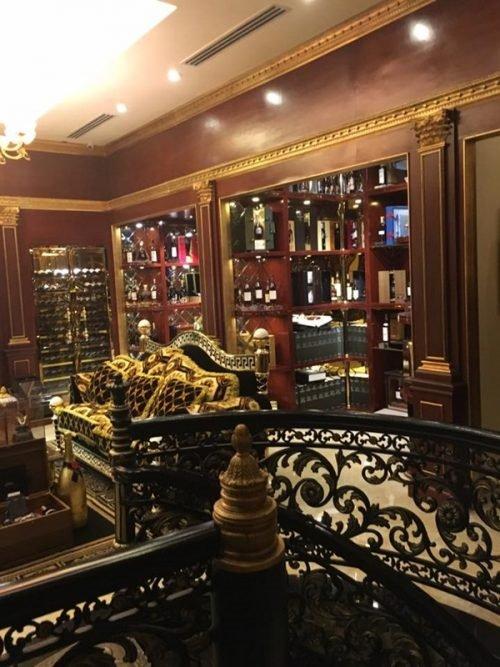 Toàn cảnh ngôi biệt thự triệu đô dát vàng của nhà chồng Tăng Thanh Hà 6