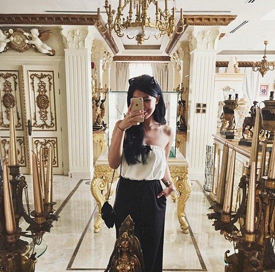 Toàn cảnh ngôi biệt thự triệu đô dát vàng của nhà chồng Tăng Thanh Hà 13