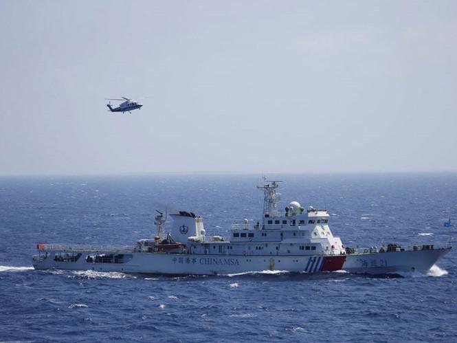 Nghị sĩ Mỹ đòi trừng phạt Trung Quốc vì hành động ở Biển Đông 1