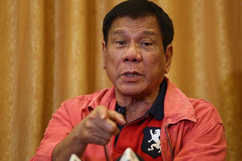 Hình ảnh Duterte chỉ trích Obama, muốn thắt chặt quan hệ với Trump số 1