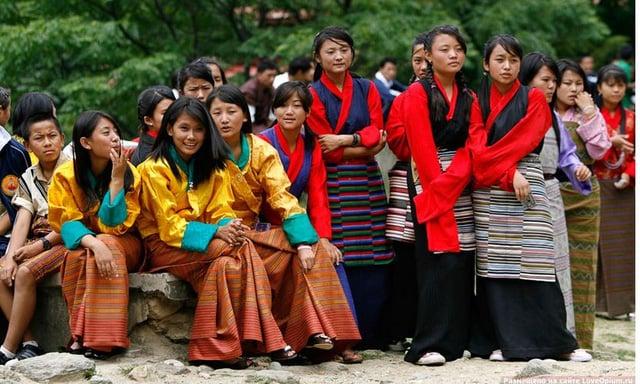 Hình ảnh Những điều bạn chưa biết về quốc gia hạnh phúc Bhutan số 6