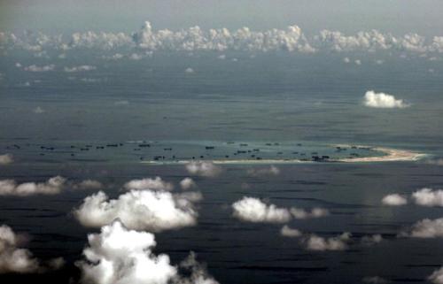 Hình ảnh Biển Đông: Malaysia bác bỏ đường 9 đoạn phi lý của Trung Quốc số 1