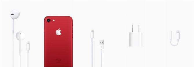 iPhone 7/7 Plus màu đỏ bất ngờ lên kệ giá từ 749 USD 2