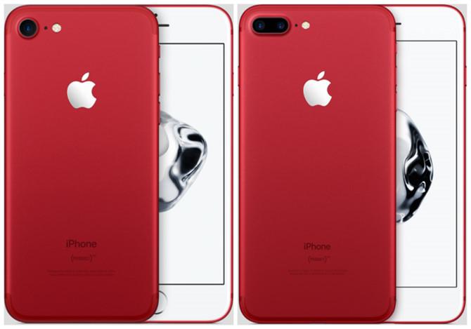 iPhone 7/7 Plus màu đỏ bất ngờ lên kệ giá từ 749 USD 1