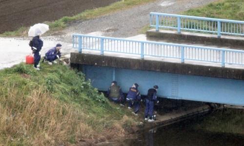 Tìm thấy thi thể bé gái Việt gần cống nước ở Nhật Bản 1