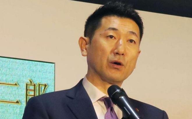 Trung Quốc nổi đóa vì Thứ trưởng Nhật tới Đài Loan 1