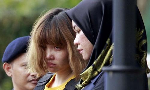 Đoàn Thị Hương được hai luật sư hàng đầu Malaysia bào chữa 1