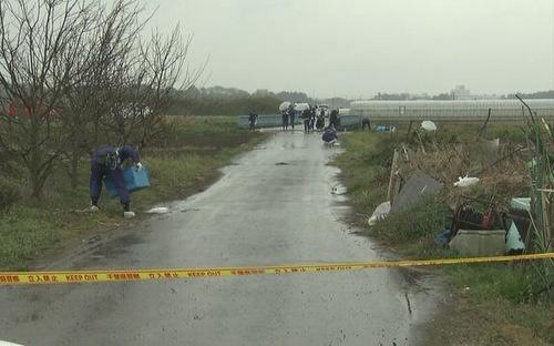 Vụ bé gái Việt bị sát hại ở Nhật: Phát hiện nhiều vết lốp ôtô gần nơi tìm thấy thi thể  1