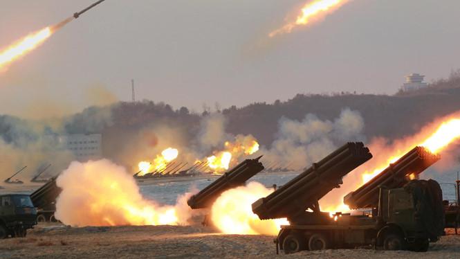 Bộ trưởng Quốc phòng Mỹ nói phải ngăn chặn Triều Tiên 1