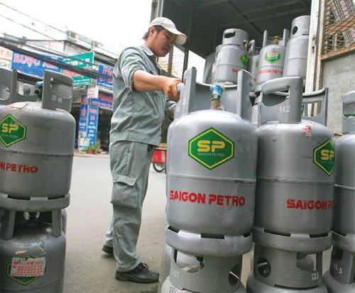 Từ 1/4, Giá gas tiếp tục giảm 25.000 đồng/bình 1