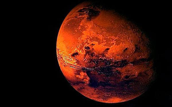 Hình ảnh Sao Hỏa.