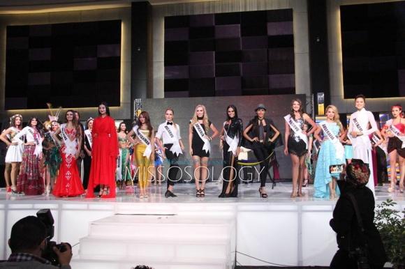 Nguyễn Thị Thành lọt Top 10 phần thi Tài năng tại Miss Eco International 2017 1