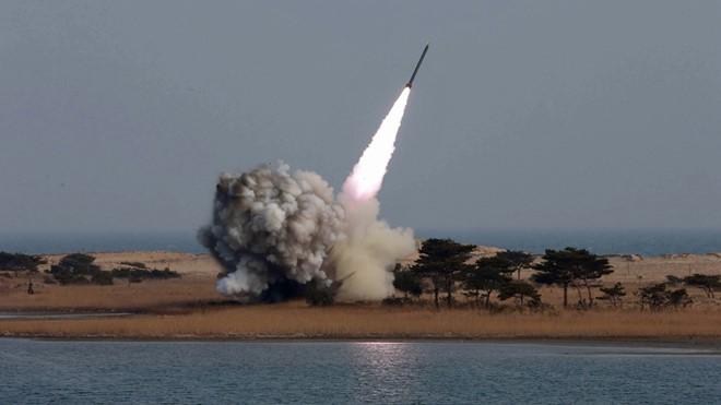 Mỹ âm thầm hành động khiến Triều Tiên phóng tên lửa thất bại? 1