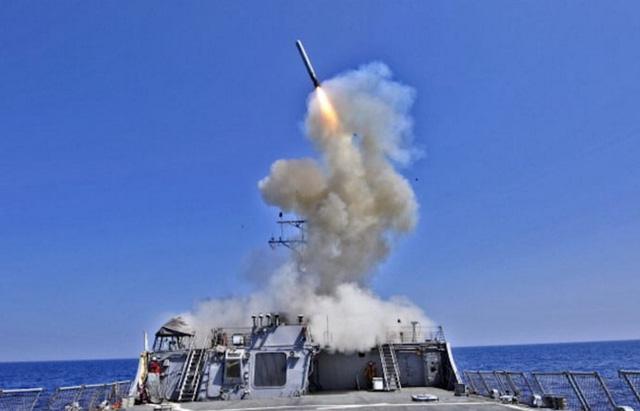 Syria tuyên bố Mỹ gây hấn khi phóng tên lửa vào căn cứ quân sự 1
