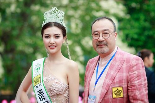 Ngắm nhan sắc của người đẹp Việt đầu tiên làm đại sứ quảng bá Thế vận hội 8