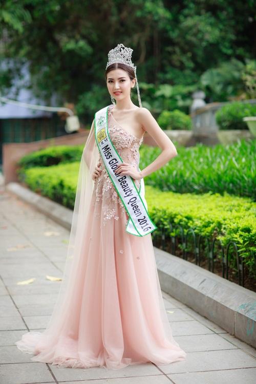 Ngắm nhan sắc của người đẹp Việt đầu tiên làm đại sứ quảng bá Thế vận hội 2