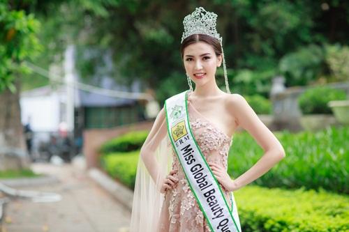 Ngắm nhan sắc của người đẹp Việt đầu tiên làm đại sứ quảng bá Thế vận hội 3