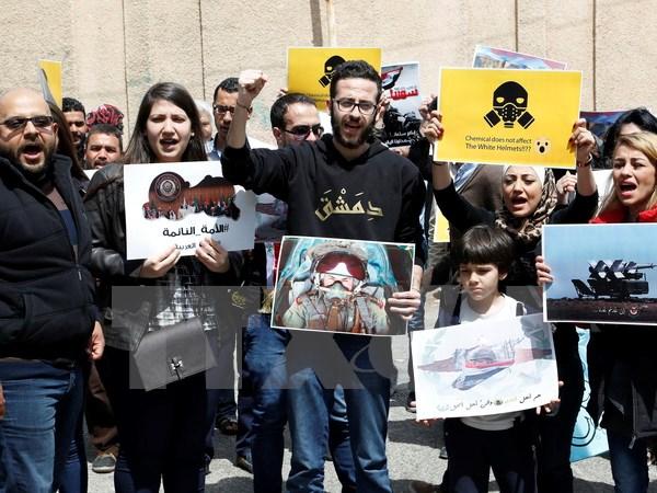 Nga - Syria - Iran cùng tuyên bố sẽ đáp trả hành động của Mỹ 1
