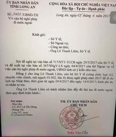 Nguyên Giám đốc Sở Y tế Long An bị cấm xuất cảnh ngay tại sân bay 3