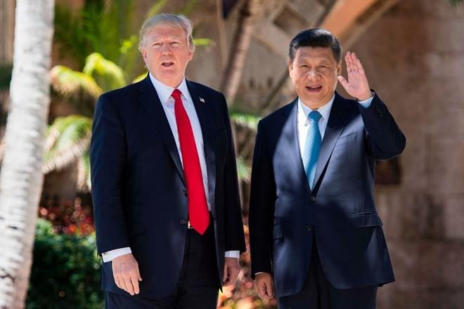 Ông Tập vừa rời Mỹ, báo Trung Quốc lập tức chỉ trích Trump 1