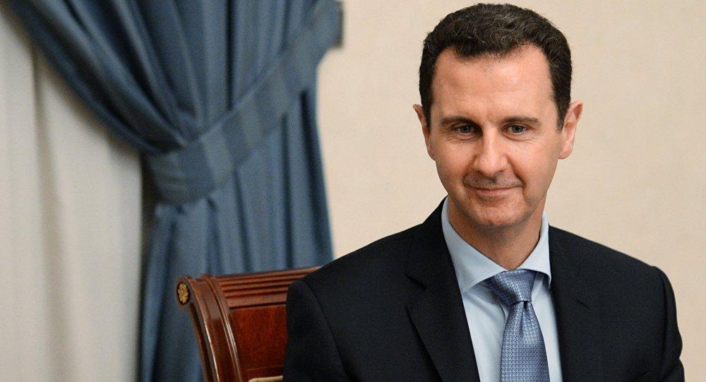 'Assad trêu ngươi Trump khi nối lại các chuyến bay từ căn cứ bị tấn công' 1