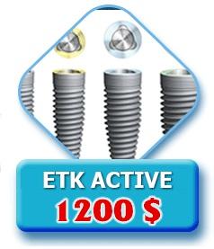 Cấy ghép Implant ETK Active với nhiều ưu đãi hấp dẫn 4