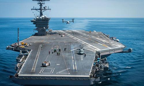 Bộ Tổng Tham mưu Triều Tiên nêu các mục tiêu sẽ không kích nếu bị Mỹ tấn công 1