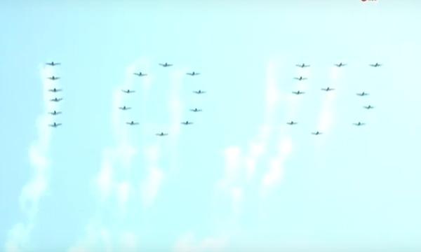 Triều Tiên duyệt binh rầm rộ, tuyên bố sẵn sàng huy động tổng lực đáp trả Mỹ 8